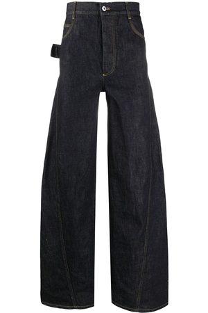 Bottega Veneta Wide-leg long jeans