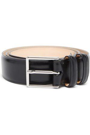 Paul Smith Men Belts - Leather Belt - Mens