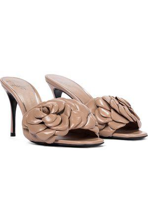 VALENTINO GARAVANI Atelier 03 leather sandals