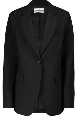 CO Virgin wool blazer