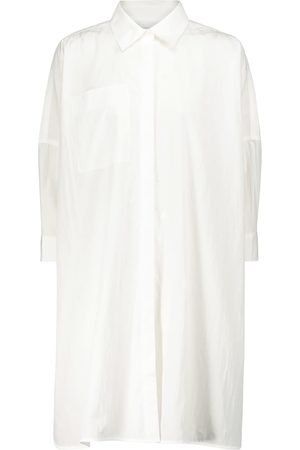CO Tton-blend shirt