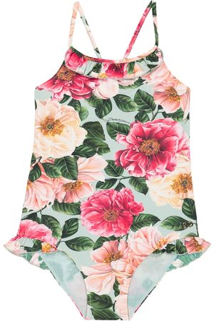 Dolce & Gabbana Floral swimsuit