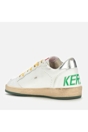 Golden Goose Men's Ball Star Leather Trainers
