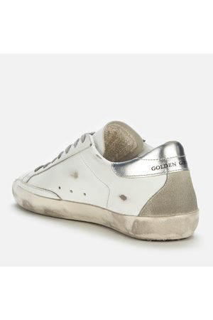 Golden Goose Men's Superstar Leather Trainers