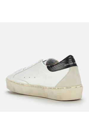 Golden Goose Men's Hi Star Leather Trainers