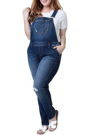 Slink Jeans Plus Women's Denim Overalls - Judy - Size 18