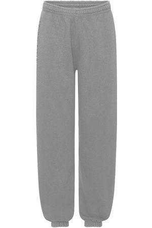 ROTATE Women Pants - Women's Sunday Mimi Sweatpants - Grey Melange - Size Small