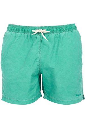 Barbour Men Swim Shorts - Men's Turnberry Swim Trunks - Bright - Size Medium