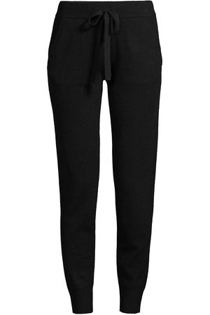 MINNIE ROSE Women's Cashmere Jogger Pants - - Size Medium