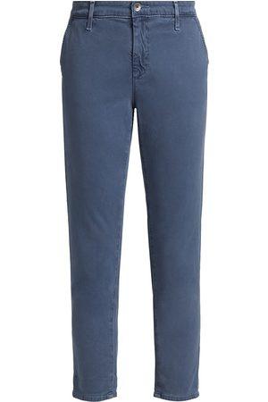 AG Jeans Women's Caden Tailored Trousers - Sulfur Rio - Size Denim: 32