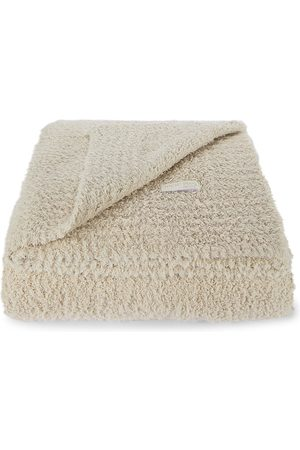Barefoot Dreams Cozy Chic Throw - Stone