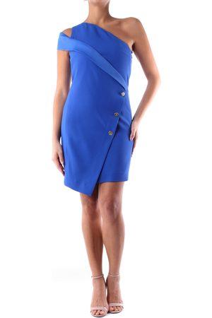 SIMONA CORSELLINI Dress Short Women Bluette