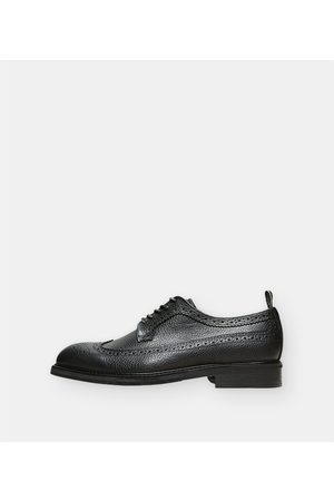 Selected Leather Tim Brogue