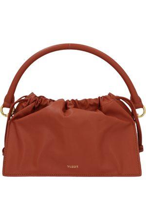 Yuzefi WOMEN'S YUZPF20BO01TAN SHOULDER BAG