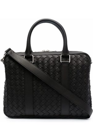 Bottega Veneta MEN'S 651580V0E518803 LEATHER BRIEFCASE