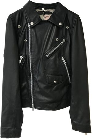 MDK / Munderingskompagniet Bronco Thin Leather Jacket
