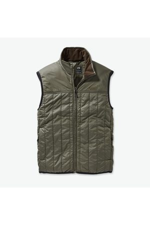 Filson Ultralight Vest - Olive Grey