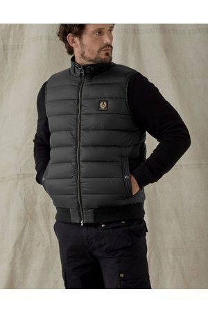 Belstaff Circuit Padded Gilet Colour: