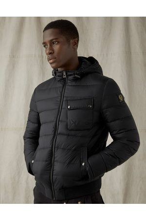 Belstaff Streamline Hooded Puffa Jacket Colour: