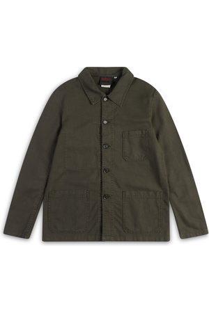 VÉTRA Jacket - Stripe Khaki