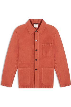 VÉTRA Moleskin Workwear Jacket - Quince