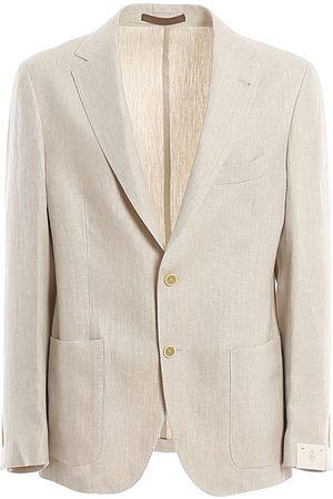 ELEVENTY Men's Jackets & Coats A70GIAA04TES0A019 02 SABBIA