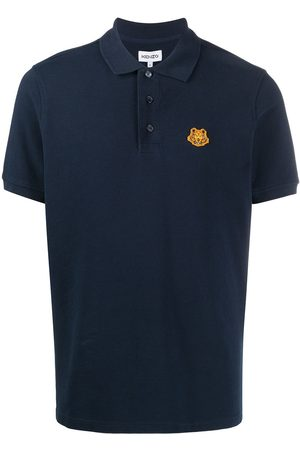 Kenzo MEN'S FA65PO0014PU76B COTTON POLO SHIRT