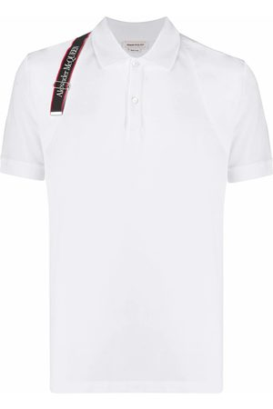 Alexander McQueen MEN'S 625245QQX339000 COTTON POLO SHIRT