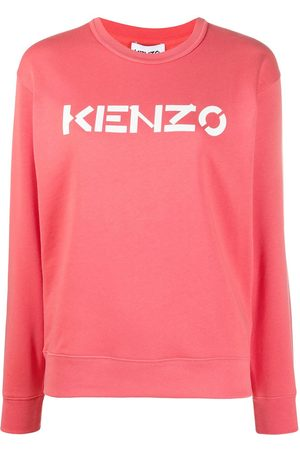 Kenzo WOMEN'S FA62SW8214MD18 COTTON SWEATSHIRT