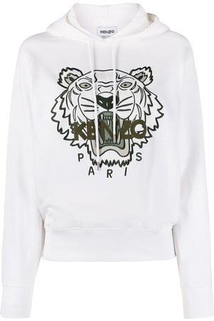 Kenzo WOMEN'S FB52SW8714XA01B COTTON SWEATSHIRT