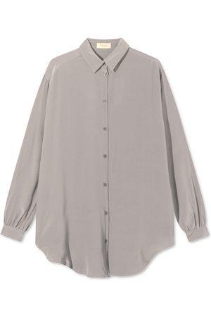 Rue de Tokyo Shelley Silk Shirt
