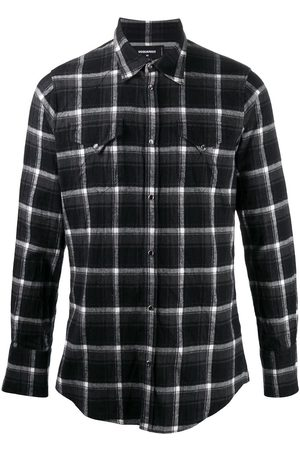 Dsquared2 Shirt Adjusted Checkered