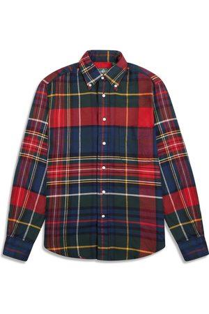 Gitman Bros. . Vintage Flannel Button Down - Tartan