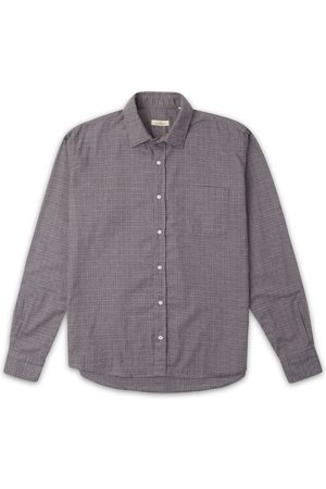 Burrows and Hare Burrows & Hare C & C Shirt - Grey