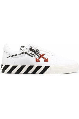 OFF-WHITE Men Sneakers - MEN'S OMIA085R21FAB0020116 COTTON SNEAKERS