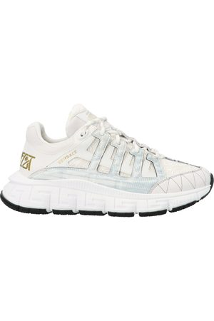 VERSACE WOMEN'S DST539GD18TCGD0191 OTHER MATERIALS SNEAKERS
