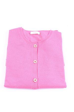 BARBA Knitwear Cardigan Women Rose