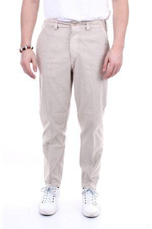 Don the Fuller Trousers Regular Men Beige