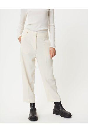 DAY Birger et Mikkelsen Women Jeans - Classic Gabardine Crop Trouser Ivory