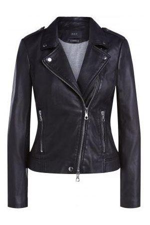SET Set 67950 Leather Jacket in