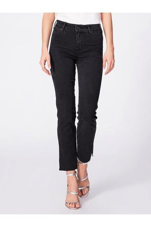 Paige Paige Cindy Straight Seaming Details Jeans