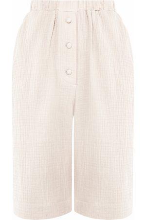 Ivory Hina Shorts