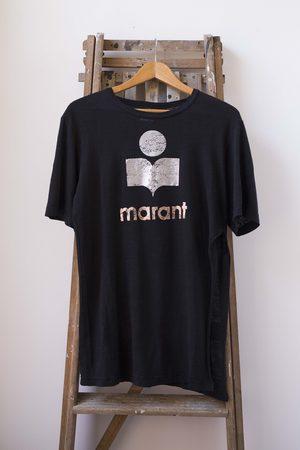 Isabel Marant Kuta Linen Split T-Shirt
