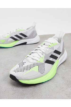 adidas Adidas Running X9000L3 sneakers in gray and