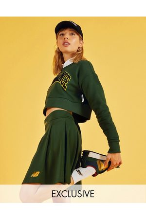 New Balance Pleated skirt in - exclusive to ASOS
