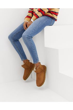 UGG Classic Mini II ankle boots in chestnut-Tan