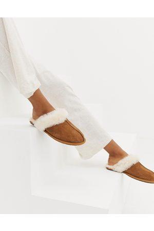 UGG Scuffette II slippers in chestnut-Tan