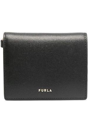 Furla Foldover logo wallet