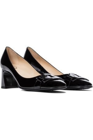 Tod's Kate patent leather pumps