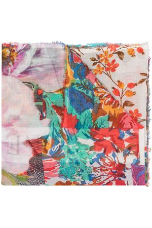 Faliero Sarti Women Scarves - Passione floral scarf